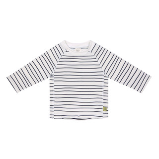 Lässig UV-Bade-Shirt Langarm, Little Sailor Navy,