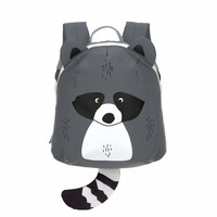 Lässig Kindergarten Rucksack About Friends, Racoon
