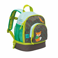 Lässig Kindergarten Mini Rucksack Little Tree Fox,...